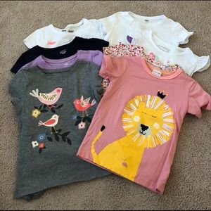 Other - T-shirts size 5t. Lot of 8